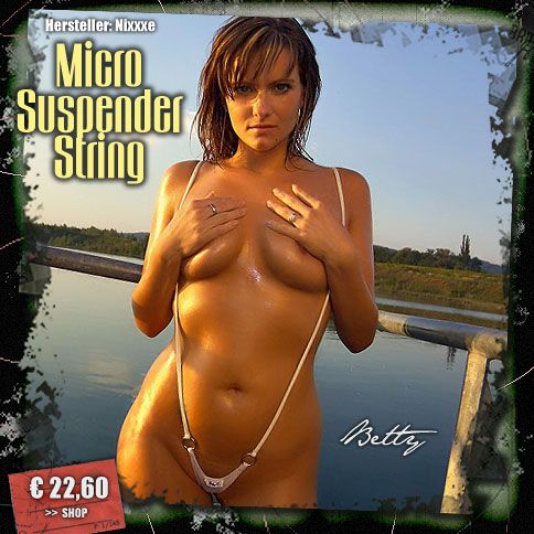 Micro Suspender String
