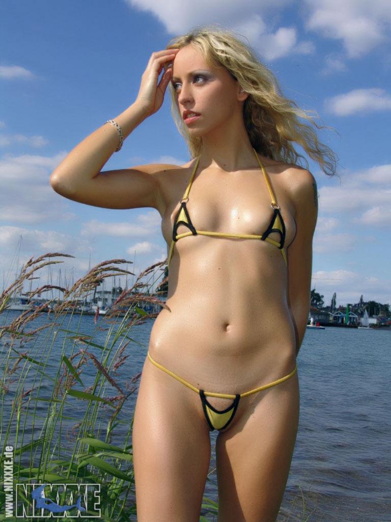 Milf sling bikinis