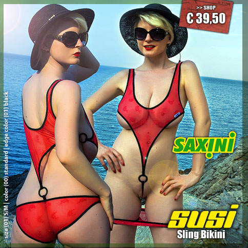 Sling Swimsuit Set Susi